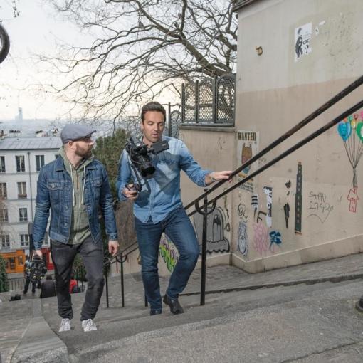 Se perdre dans Paris, mode repérage activé.???? ????????Get lost in Paris, scouting mode enabled. #latergram Pic: @guillaume.brunet